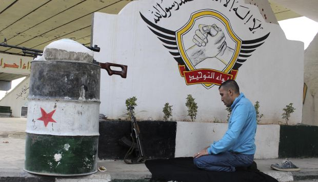 Syria: Tensions escalate between Islamist rebels and Hamas