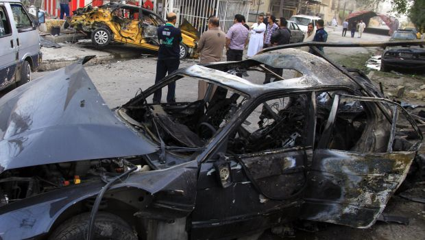Suicide bombings kill at least 12 across Iraq