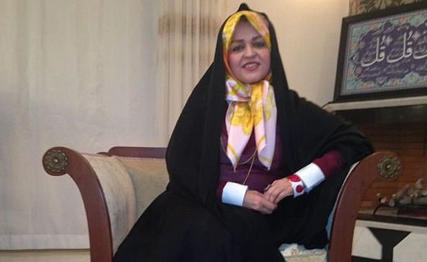 "Khomeini's Granddaughter: I want to start a ""color revolution"""