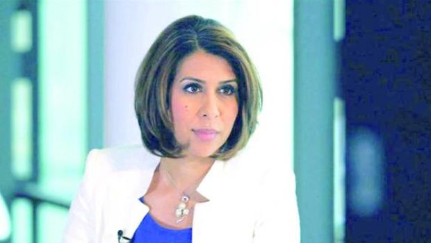 In conversation with BBC news anchor Wafa Zaiane