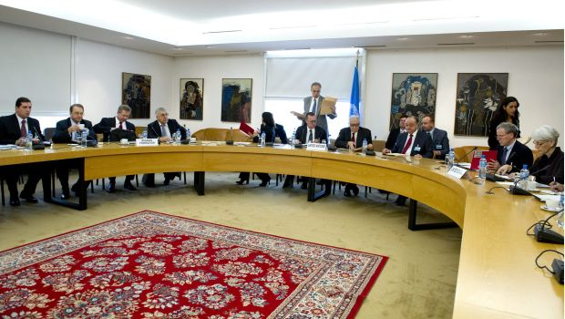 Syrian peace conference delayed