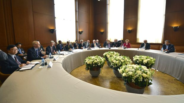 6 world powers sit with Iran in nuclear talks