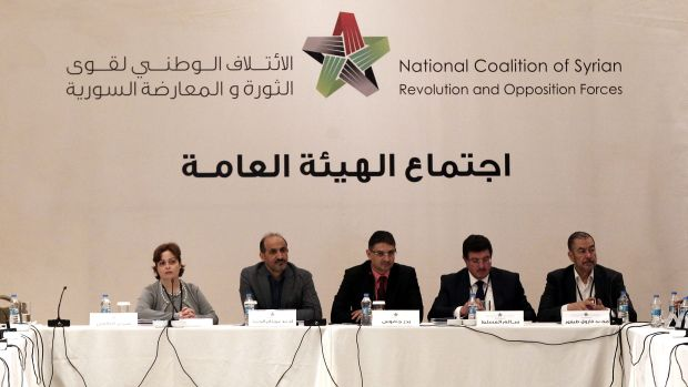 Syrian opposition considers stance on peace conference