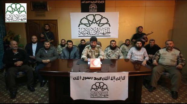 Syria: Islamist rebel groups unite