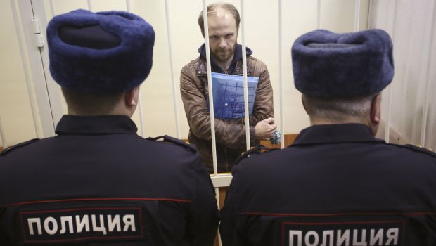 Russian court bails three of 30 Greenpeace protesters