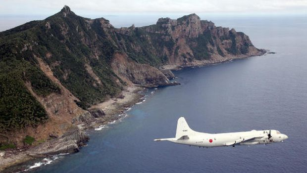 China sends fighters to ID flights by US and Japan