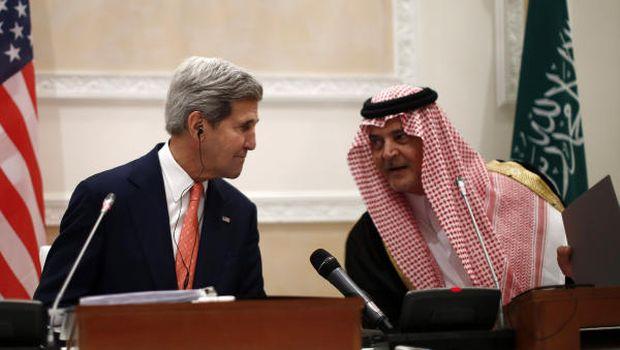"Saudi Arabia is ""very important partner"" says Kerry"