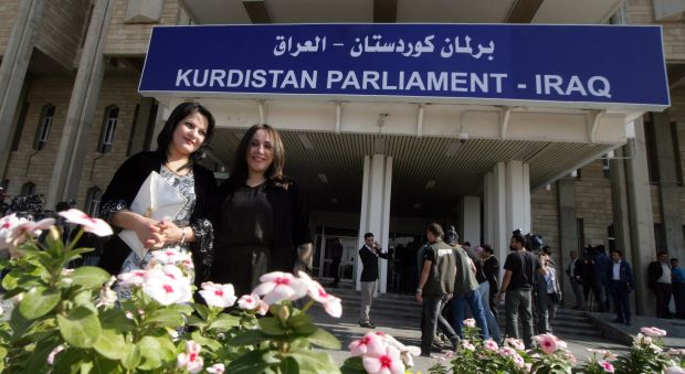 Kurdistan Islamic Group in talks to join KDP-led government