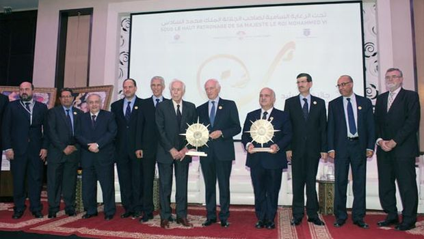 Jordanian prince and French journalist awarded first Averroes Prize