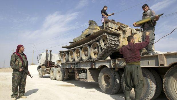 Syria: Kurdish party denies ties to government