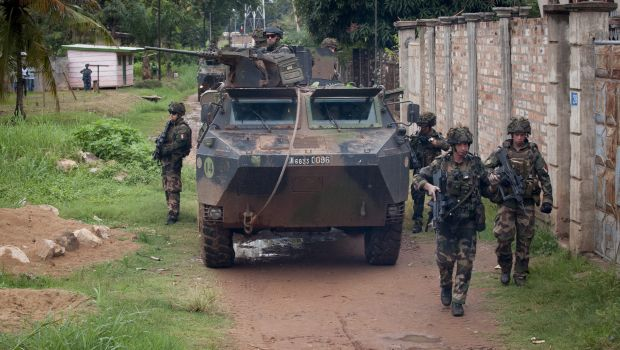 Two French soldiers die in Central African Republic