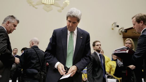 Kerry, Congress spar over Iran nuclear deal
