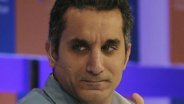 After 3 months, Bassem Youssef back on Egyptian TV
