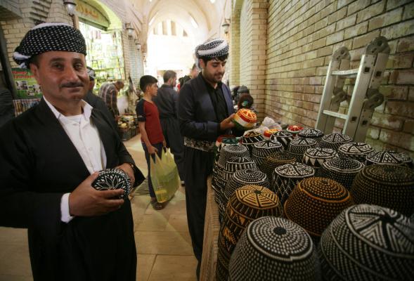 Iraq's top tourist destination prepares to welcome the world