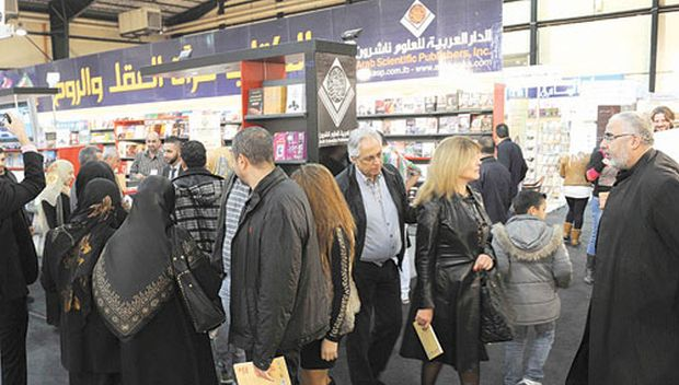 Beirut book fair faces industry challenges—and snow