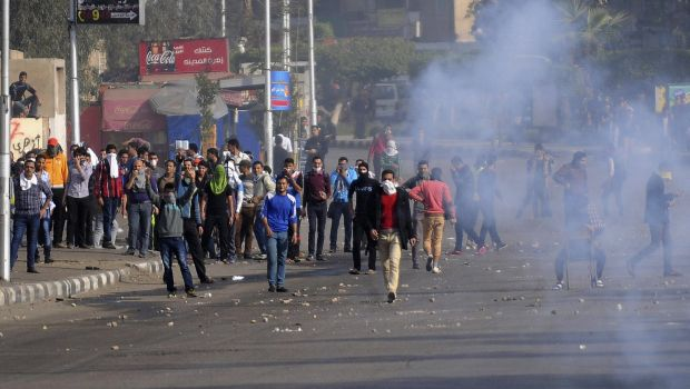 Egypt: On the ground at Cairo's Al-Azhar protests
