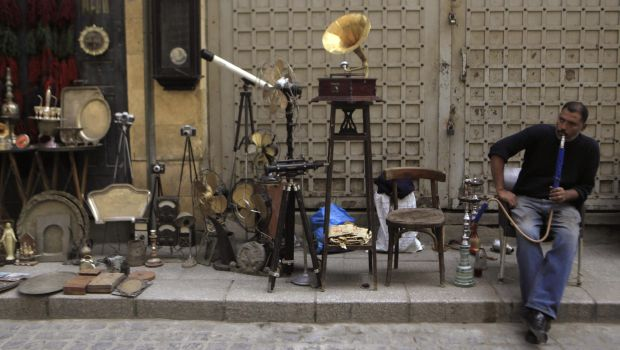 Cairo's Zamalek loses its aristocratic dignity