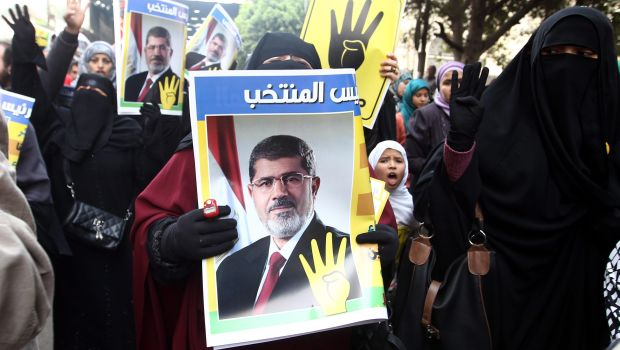 Egypt refers ousted Mursi to third trial