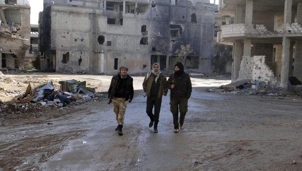 Syria: FSA, Islamic Front face off