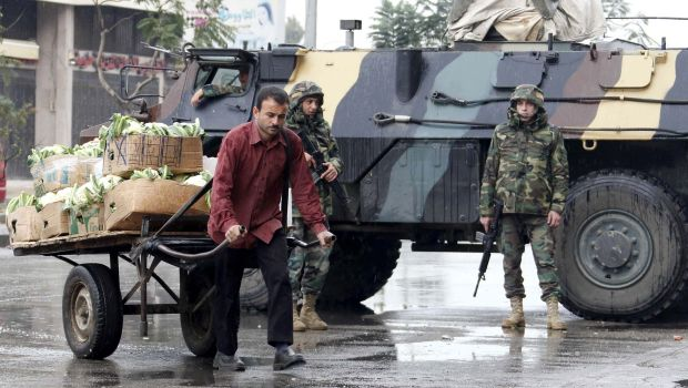 Lebanese army ordered to restore stability in Tripoli
