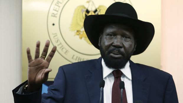 South Sudan Army says is in control of Juba