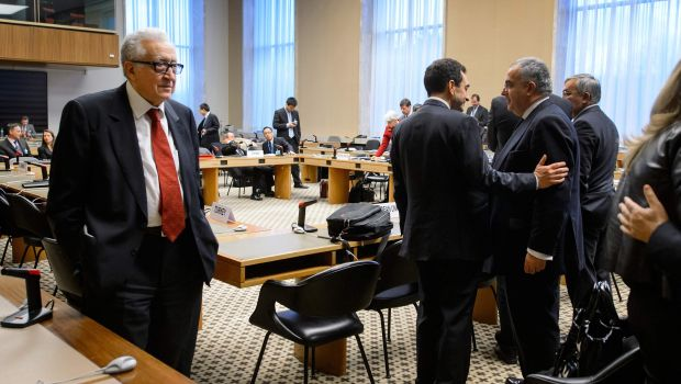 Syrian Coalition dismisses chances of Geneva II going ahead