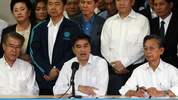 Thai opposition party to boycott general election