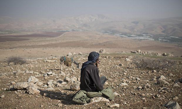 Over the Valley of Jordan