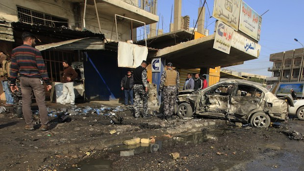 Bomb attacks kill 52 in Iraq