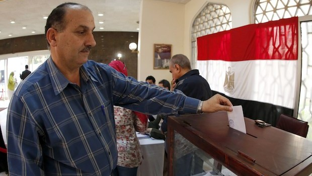 Egypt's Despondent Voters