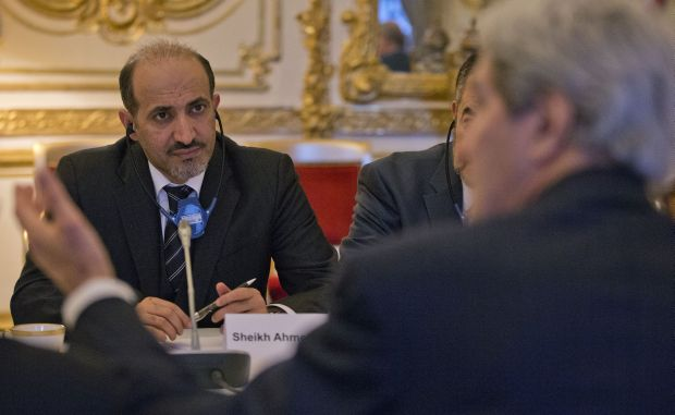 Syrian opposition holds firm to Geneva II preconditions