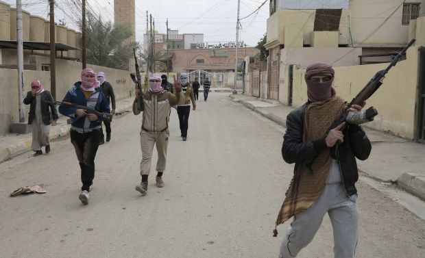 Iraq: Tribes, ISIS face off in Anbar