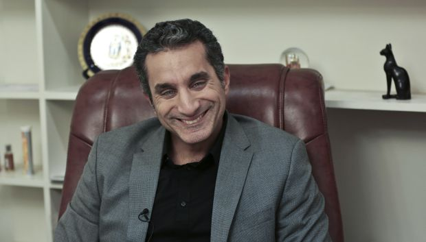 Egypt's top satirist prepares return