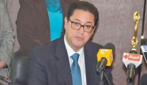 Aly Abou-Sabaa, vice president of the African Development Bank's Sector Operation for Governance, Agriculture and Human Development (Asharq Al-Awsat)