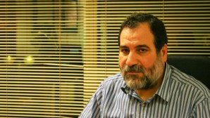 Abdullah Anas speaks with The Majalla. (The Majalla/Tam Hussein)
