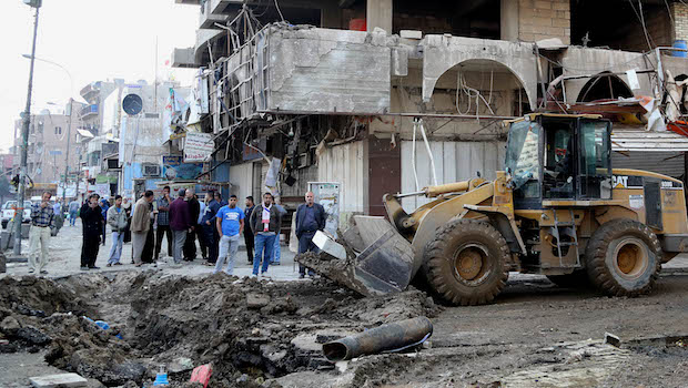 Officials: Bombings kill at least 26 in Iraq