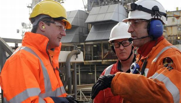 Britain revamps North Sea oil sector as it seeks to keep Scotland