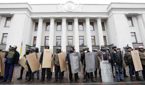 Ukraine parliament removes Yanukovich