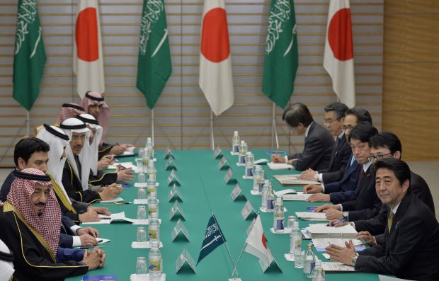 Crown Prince Salman highlights Saudi–Japanese ties