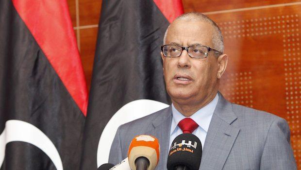 Zeidan says Libya under control following coup claim