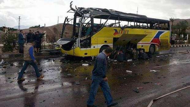 Bombing in Egypt's Sinai kills 3 South Koreans