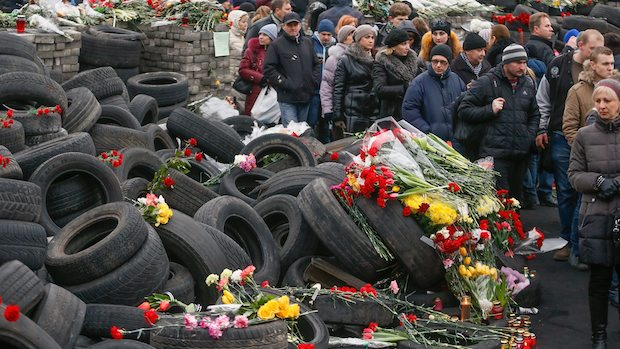 Opinion: Ukraine is escaping its geographic reality