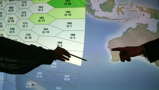 China demands satellite data on missing plane
