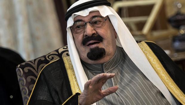 Opinion: Saudi Arabia is protecting itself