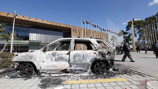 Libyan parliament seeks to beef up security measures