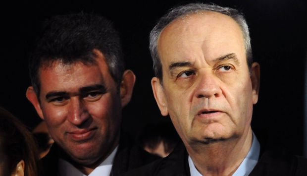 Turkey's former army chief freed from prison