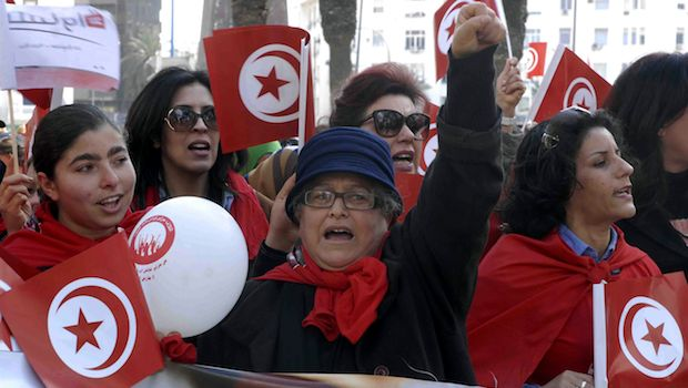 Middle East marks International Women's Day