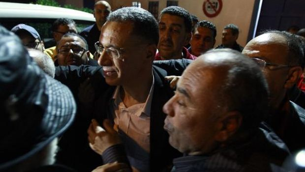 Former Ben Ali officials released from prison