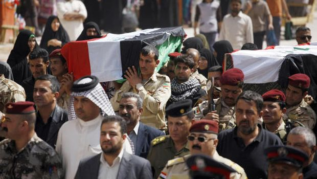 Opinion: Iraq's Bloodied Words