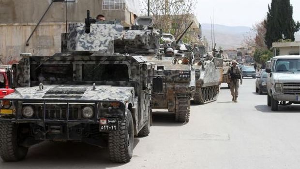 Lebanese security forces continue security operations in Tripoli and Beqaa